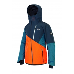 Veste Picture Alpin Orange Dark Blue 2020 pour homme