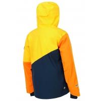 Veste Picture Alpin Dark Blue Yellow 2020