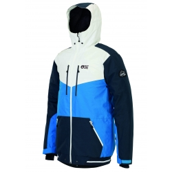 Veste Picture Panel Blue 2020 pour homme
