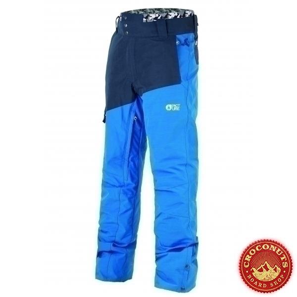 Pantalon Picture Panel Blue 2020