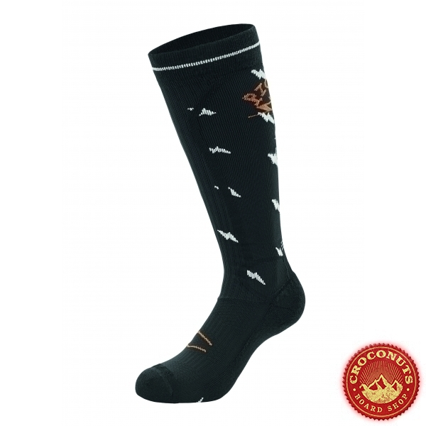 Chaussettes Picture Magical Black 2020