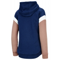 Midlayer Picture Basement Hoody Zip Dark Blue 2020
