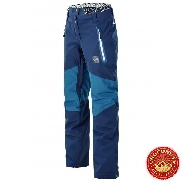 Pantalon Picture Seen Petrol Blue 2020