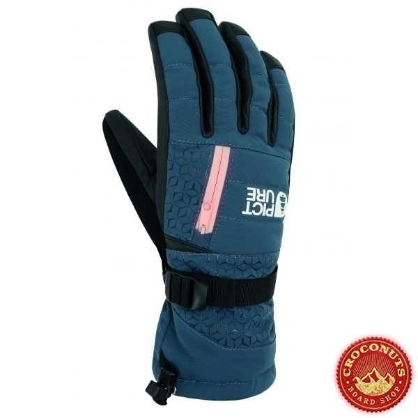 Gants Picture Tofty Petrol Blue 2020
