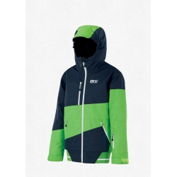 Veste Picture Slope Green 2020 pour junior