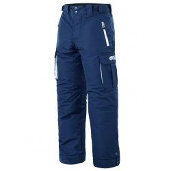 Pantalon Picture August Dark Blue 2020 pour junior, pas cher