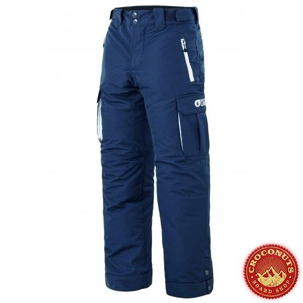 Pantalon Picture August Dark Blue 2020