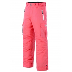 Pantalon Picture August Coral 2020 pour junior, pas cher