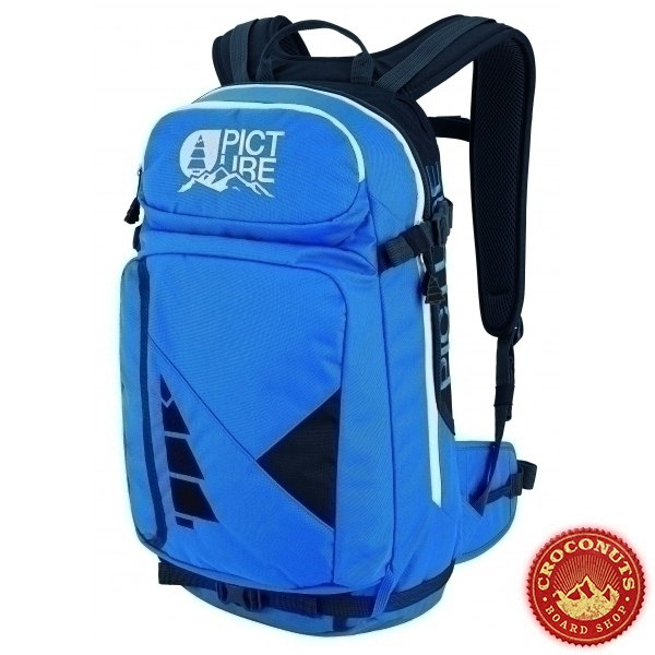 Sac a Dos Picture Rescue 24L Picture Blue 2020