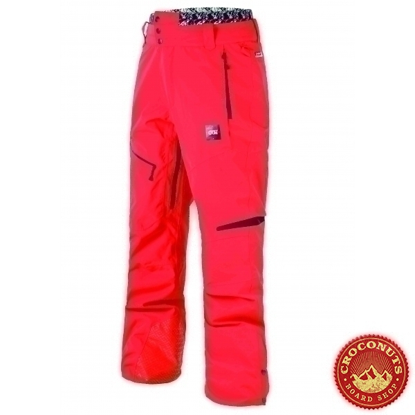 Pantalon Picture Track Red 2020