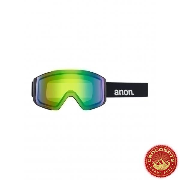 Masque Anon Sync Black Sonar Green 2020