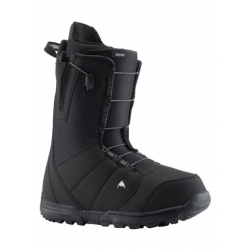 Boots Burton Moto Black 2020 pour homme, pas cher