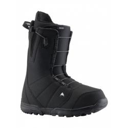Boots Burton Moto Black 2021 pour homme, pas cher