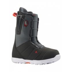 Boots Burton Moto Gray Red 2020 pour homme, pas cher