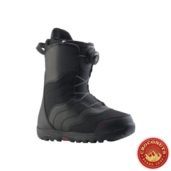 Boots Burton Mint Boa Black 2021