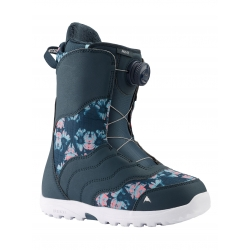 Boots Burton Mint Boa Midnite Blue Multi 2020 pour femme, pas cher