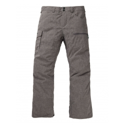 Pantalon Burton Covert Insulated Bog Heather 2021 pour homme, pas cher
