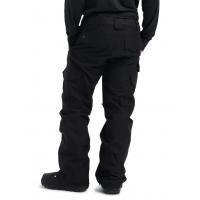 Pantalon Burton Cargo Regular True  Black 2020