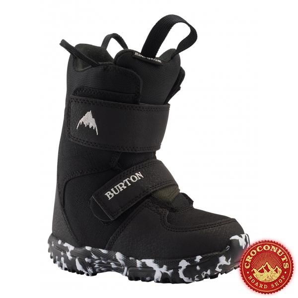 Boots Burton Mini Grom Black 2021
