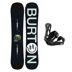 Pack Burton Instigator + Burton Infidel 2020 pour homme, pas cher
