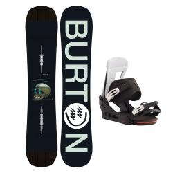 Pack Burton Instigator + Burton Freestyle 2020 pour homme, pas cher