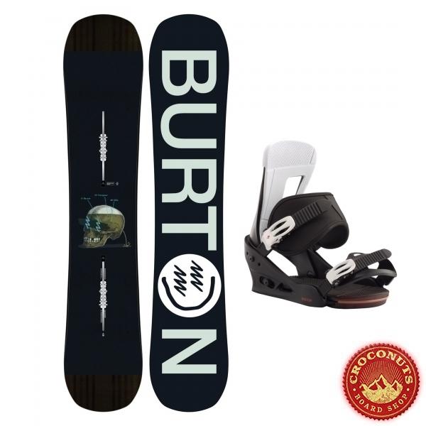 Pack Burton Instigator + Burton Freestyle 2020
