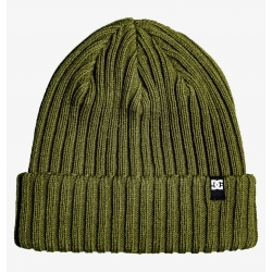 Bonnet DC Shoes Fish N Destroy Fatigue Green 2020 pour homme, pas cher