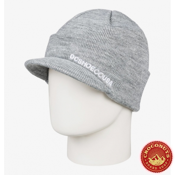 Bonnet DC Shoes Marquee Neutral Grey Heather 2020