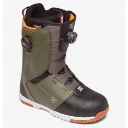 Boots DC Shoes Control BOA Olive Camo 2020 pour homme