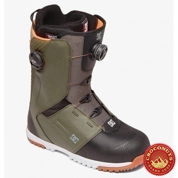 Boots DC Shoes Control BOA Olive Camo 2020