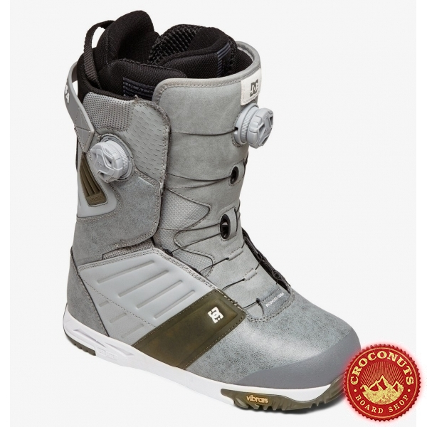 Boots DC Shoes Judge BOA Grey 2020