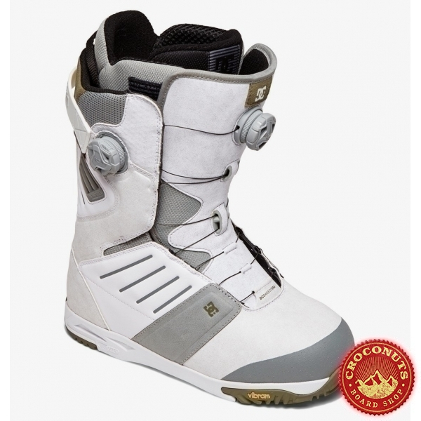 Boots DC Shoes Judge BOA White 2020
