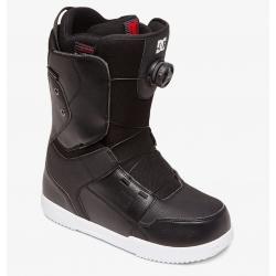 Boots DC Shoes Scout BOA Black 2020 pour homme, pas cher
