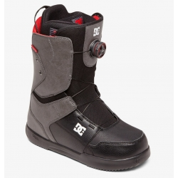 Boots DC Shoes Scout BOA Grey Black 2020 pour homme