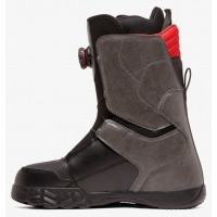 Boots DC Shoes Scout BOA Grey Black 2020