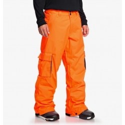 Pantalon DC Shoes Banshee Schocking Orange 2020 pour homme, pas cher