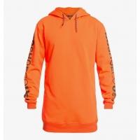 Fleece DC Shoes Dryden Shocking Orange 2020