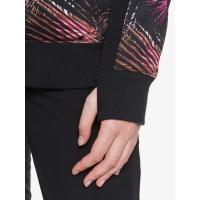 Fleece Roxy Frost Printed True Black Night Palm 2020