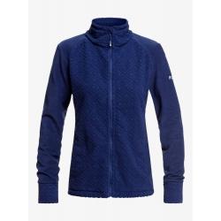 Fleece Roxy Surface Medieval Blue 2020 pour femme, pas cher