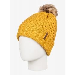 Bonnet Roxy Blizzard Spruce Yellow 2020 pour femme, pas cher