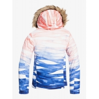 Veste Roxy Jet Ski SE Girl Mid Denim 2020