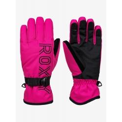 Gants Roxy Freshfield Beetroot Pink 2020 pour femme, pas cher