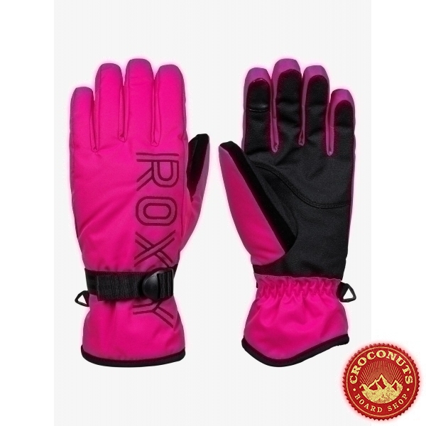 Gants Roxy Freshfield Beetroot Pink 2020