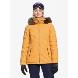 Veste Roxy Quinn Spruce Yellow 2020 pour femme, pas cher