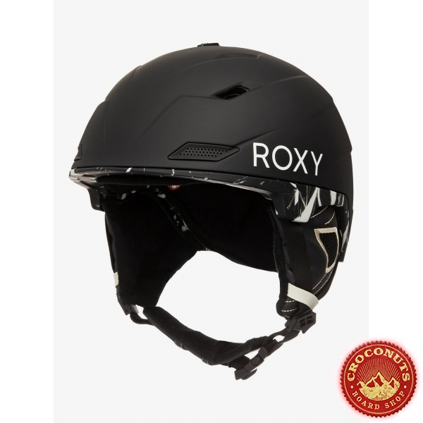 Casque Roxy Loden Oyster Grey 2020