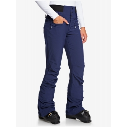Pantalon Roxy Rising High Medieval Blue 2020 pour femme