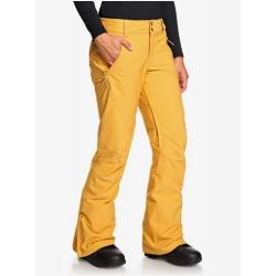 Pantalon Roxy Cabin Spruce Yellow 2020 pour femme, pas cher