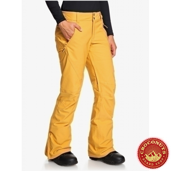 Pantalon Roxy Cabin Spruce Yellow 2020