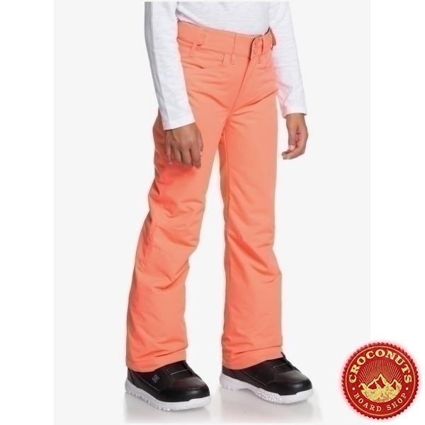 Pantalon Roxy Backyard Girl Living Coral 2020