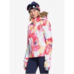 Veste Roxy Jet Ski Bright White 2020 pour femme, pas cher